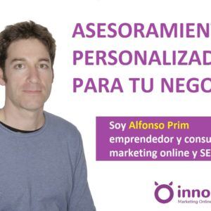 Asesoramiento personalizado Alfonso Prim Innokaib