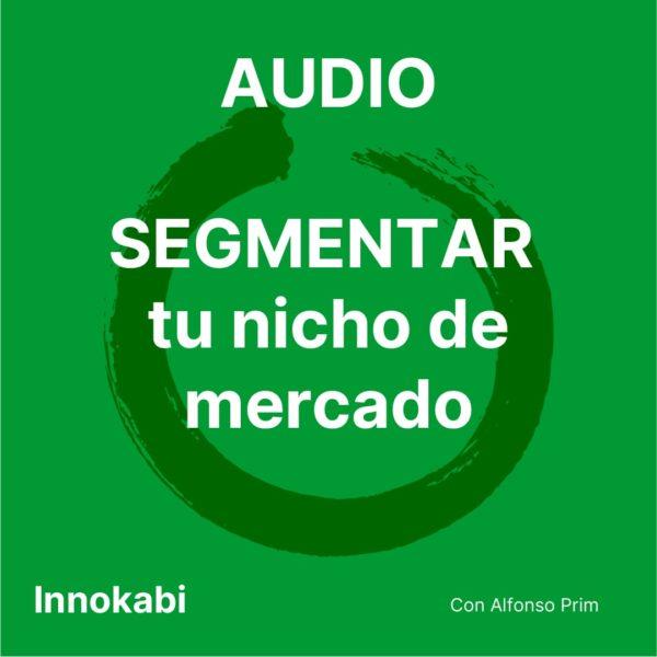 Audio Segmentar Lean Startup emprendimiento Innokabi