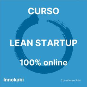 Curso Lean Startup emprendimiento Innokabi