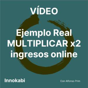 Video x2 ventas Lean Startup Innokabi